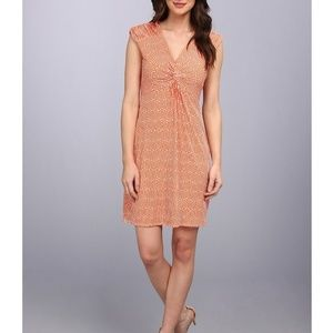 LAUNDRY by Shelli Segal Geometric Jersey Dress